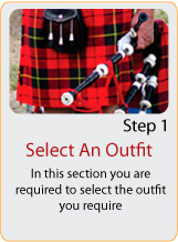 select an outfit